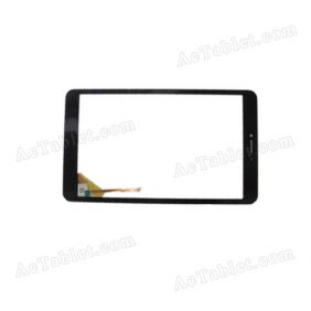 HLD-PG802S-R4 GT911 MB806M6 Digitizer Glass Touch Screen Replacement for 8 Inch MID Tablet PC