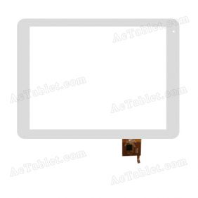 Digitizer Touch Screen Replacement for Woxter Nimbus 97Q Quad Core 9.7 Inch Tablet PC