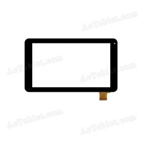 DH-0720A1-FPC23 Digitizer Glass Touch Screen Replacement for 7 Inch MID Tablet PC