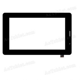 C192117A1-PG FPC643DR-02 Digitizer Glass Touch Screen Replacement for 7 Inch MID Tablet PC