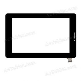 C192118A1-FPC671DR Digitizer Glass Touch Screen Replacement for 7 Inch MID Tablet PC