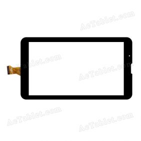CZY6446B01-FPC Digitizer Glass Touch Screen Replacement for 7 Inch MID Tablet PC
