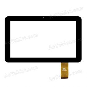 PB101DR8089-R1 Digitizer Glass Touch Screen Replacement for 10.1 Inch MID Tablet PC