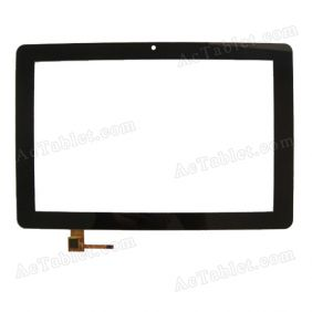 TOPSUN_F0080_S99D_A1 Digitizer Glass Touch Screen Replacement for 10.1 Inch MID Tablet PC