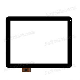 TOPSUN_F0029_A2 Digitizer Glass Touch Screen Replacement for 10.1 Inch MID Tablet PC