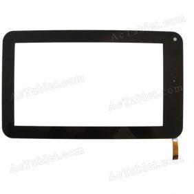 TOPSUN_C0003_A1 Digitizer Glass Touch Screen Replacement for 7 Inch MID Tablet PC