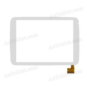 TOPSUN_D0046(COB)_A1 Digitizer Glass Touch Screen Replacement for 8 Inch MID Tablet PC