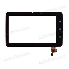PB70DR8284 Digitizer Glass Touch Screen Replacement for 7 Inch MID Tablet PC
