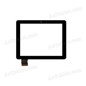 HS1219 SC5078 Digitizer Glass Touch Screen Replacement for 8 Inch MID Tablet PC