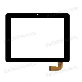 TOPSUN_D0029(C0B)_A3 Digitizer Glass Touch Screen Replacement for 8 Inch MID Tablet PC
