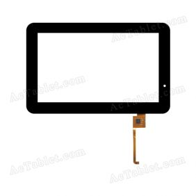 TOPSUN_F0011_A1 Digitizer Glass Touch Screen Replacement for 10.1 Inch MID Tablet PC