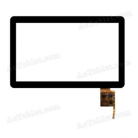 TOPSUN-1003A-A XC-1928 Digitizer Glass Touch Screen Replacement for 10.1 Inch MID Tablet PC