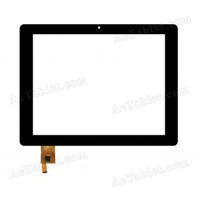 TOPSUN_E0027_A2 Digitizer Glass Touch Screen Replacement for 9.7 Inch MID Tablet PC