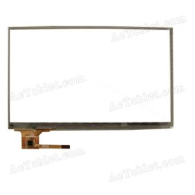 HLD_PG712S-R2 Digitizer Glass Touch Screen Replacement for 7 Inch MID Tablet PC