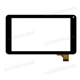 HLD_PG708SDigitizer Glass Touch Screen Replacement for 7 Inch MID Tablet PC