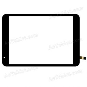 MA-Z7Z35 SR Digitizer Glass Touch Screen Replacement for 7 Inch MID Tablet PC