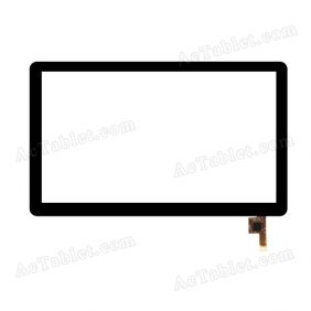 04-0780-0641 Digitizer Glass Touch Screen Replacement for 7.9 Inch MID Tablet PC