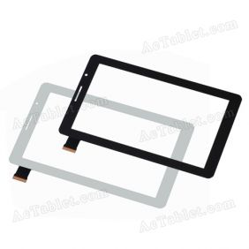 JGD-P1000 Digitizer Glass Touch Screen Replacement for 7 Inch MID Tablet PC