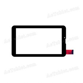 JX130811A Digitizer Glass Touch Screen Replacement for 7 Inch MID Tablet PC