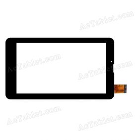 GT07004A G Digitizer Glass Touch Screen Replacement for 7 Inch MID Tablet PC