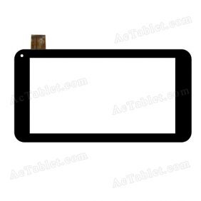 GT70PFD8880 HXS Digitizer Glass Touch Screen Replacement for 7 Inch MID Tablet PC