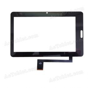 DR1057 Digitizer Glass Touch Screen Replacement for 7 Inch MID Tablet PC