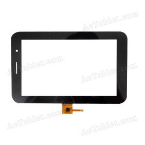 Z7Z289 A-6154A Digitizer Glass Touch Screen Replacement for 7 Inch MID Tablet PC