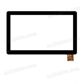 FPC-FC708528(Q8)-00 Digitizer Glass Touch Screen Replacement for 7 Inch MID Tablet PC