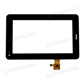 CZY6313A01-FPC Digitizer Glass Touch Screen Replacement for 7 Inch MID Tablet PC