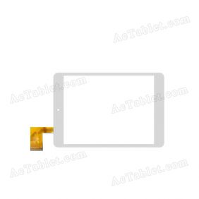 FPC-FC785S076-00 Digitizer Glass Touch Screen Replacement for 7.9 Inch MID Tablet PC