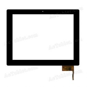 300-L3602B-B00 Digitizer Glass Touch Screen Replacement for 9.7 Inch MID Tablet PC