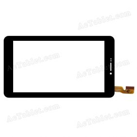 AD-C-701749-FPC Digitizer Glass Touch Screen Replacement for 7 Inch MID Tablet PC