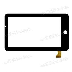 Z7Z160-D Digitizer Glass Touch Screen Replacement for 7 Inch MID Tablet PC