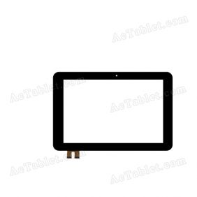 YL-CG013-FPC-A3 Digitizer Glass Touch Screen Replacement for 7 Inch MID Tablet PC