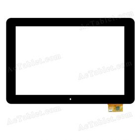 WJ-DR10010 Digitizer Glass Touch Screen Replacement for 10.1 Inch MID Tablet PC