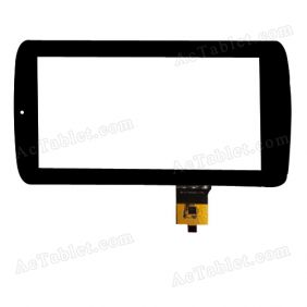 AD-C-700030-1-FPC Digitizer Glass Touch Screen Replacement for 7 Inch MID Tablet PC