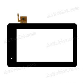 AD-C-701066-FPC Digitizer Glass Touch Screen Replacement for 7.9 Inch MID Tablet PC