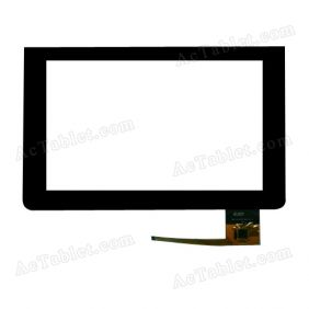 300-N4297A-B00-V1.0Digitizer Glass Touch Screen Replacement for 9 Inch MID Tablet PC