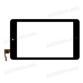 TOPSUN_G7025_A2 Digitizer Glass Touch Screen Replacement for 7 Inch MID Tablet PC