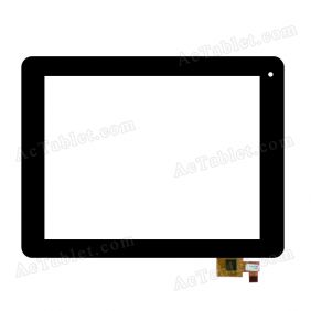 TOPSUN_G8007_A2 Digitizer Glass Touch Screen Replacement for 8 Inch MID Tablet PC