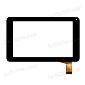 FM708701KA Digitizer Glass Touch Screen Replacement for 7 Inch MID Tablet PC