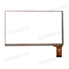 CTD FM707701KC 20130720 Digitizer Touch Screen Replacement for 7 Inch MID Tablet PC