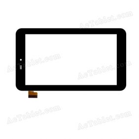 ZHC-222A Digitizer Glass Touch Screen Replacement for 7 Inch MID Tablet PC