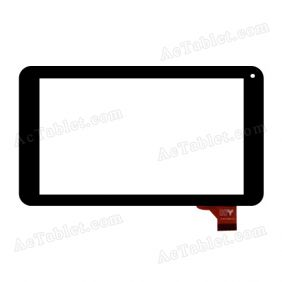VTC5070A61-4.0 Digitizer Glass Touch Screen Replacement for 7 Inch MID Tablet PC