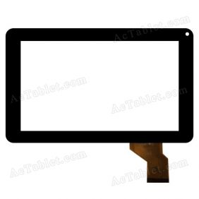 GT-0105-50BXXX-SG1 Digitizer Glass Touch Screen Replacement for 9 Inch MID Tablet PC