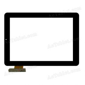 FPC-CTP-0975-001A2 Digitizer Glass Touch Screen Replacement for 9.7 Inch MID Tablet PC