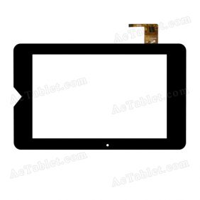 PB70A8572-R2 Digitizer Glass Touch Screen Replacement for 7 Inch MID Tablet PC