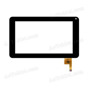 ZHC-060A Digitizer Glass Touch Screen Replacement for 7 Inch MID Tablet PC
