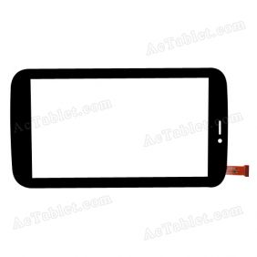 GM224A070G-PCB-2 Digitizer Glass Touch Screen Replacement for 7 Inch MID Tablet PC