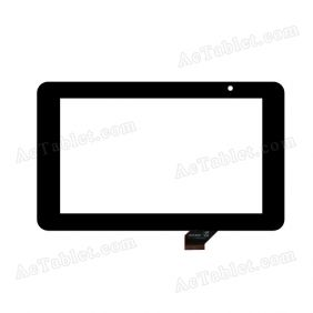 GKG0469A Digitizer Glass Touch Screen Replacement for 7 Inch MID Tablet PC